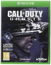 Call of duty ghosts limited edition chute libre pour (Xbox One) neuf scellé uk stock