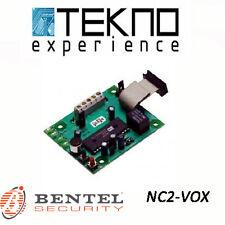Scheda di sintesi vocale Bentel security- NC2-VOX