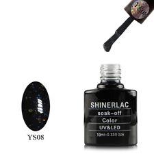 SHINERLAC YS08 UV/LED Gel Nail Polish Powered by BLUESKY 10ml FREE P&P