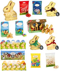 Easter Chocolate Eggs Bunny Lindt Lindor Easter Gift Treats For Kids Mini Egg