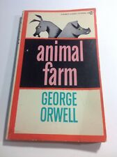 Animal Farm by George Orwell (1946 PB) Paperback Excellent Condition!