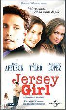 JERSEY GIRL (2004)  VHS Universal  Ben Affleck, Liv Tyler, Jennifer Lopez