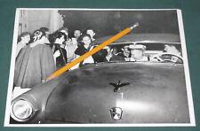 Elvis Presley 8 x10  B/W Agency Press Photo Unpublished 1956 RARE Judy Spreckels