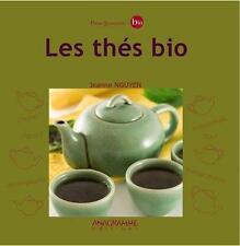 les thés bio