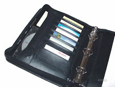 New, Padfolio Organizer, 6 Card Slots, 1 buss card slot, Jr Legal Pad, Black