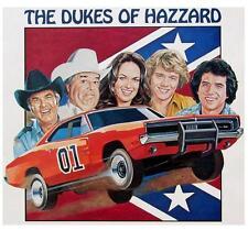 Dukes of Hazzard # 10 - 8 x 10 - T Shirt Iron On Transfer