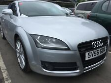 56 AUDI TT 3.2 QUATTRO COUPE **SILVER, 6 SERVICES, LEATHER, ALLOYS *NEW MOT*