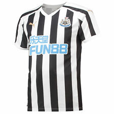 Newcastle United Football Home Jersey Shirt Tee Top 2018 19 Mens PUMA