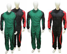 Karting / Race / Rally suits (overall) Adult Kids Poly cotton Excellent Quality