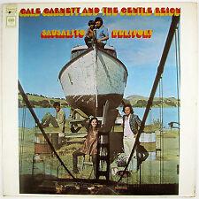 GALE GARNETT & GENTLE REIGN Sausalito Heliport LP 1969 FOL/ROCK PSYCH NM- NM-