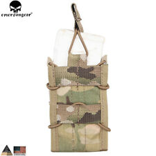 EMERSON Double Decker Mag Magazine Airsoft Molle Tactical Cartridge Clip Pouch