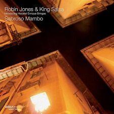 Robin Jones and King Salsa - Sabroso Mambo [CD]