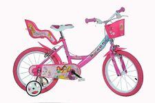 """Vélo Principesse Disney 16 """" Dino Bikes"""
