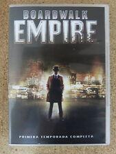 DVD Boardwalk Empire,Primera Temporada,Serie TV