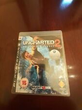 UNCHARTED 2 AMONG THIEVES  - SONY PLAYSTATION 3 PS3