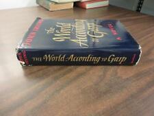 The World According To Garp John Irving HC 1978 FREE SHIP
