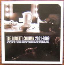 DURUTTI COLUMN 2001-2009 5 CD Set (2009) Special Edition bonus Tracks