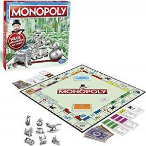 Gesellschaftsspiel Monopoly Classic Klassiker Erwachsene Kinder  unvollständig