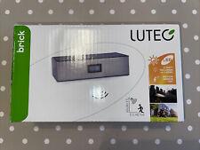 Brick lights IP44 Lutec 4000K