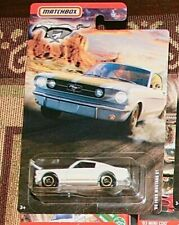 Matchbox 65 Ford Mustang Gt white 2020