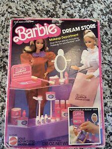 Barbie Dream store, Makeup Dept, No 4020. 1982