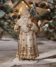 "Bethany Lowe Designs Christmas ""Peaceful St. Nicholas"" Td7685"