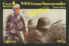 Caesar Miniatures 1/72 WW2 German Panzergrenadiers (Kursk 1943) Assembly Series