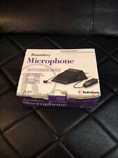 Radio Shack Omnidirectional Boundary Pickup Mic Microphone Model 33-3022 - I1
