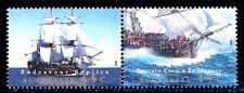 Australia (Scott 1423) - 1995 Endeavour (Pair) - Mnh