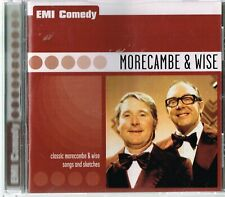 Morecambe & Wise CD EMI Comedy 2000 Classic Songs & Sketches UK Comic Double Act