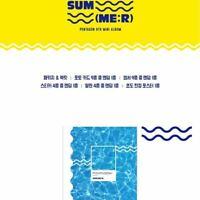 PENTAGON: SUMMER* 9th Mini Album CD+Full Package + Folded Poster (Cube) K-POP