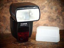 Canon Speedlite 580EX II Shoe Mount Flash for Canon - Excellent+