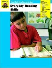 Everyday Reading Skills Workbook ~ Teacher Instruction ~ Grade 2 3 ~ Evan Moor