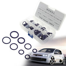 120x HNBR Car Van Air Conditioning Rubber Washer O Ring Seal Assortment Set New