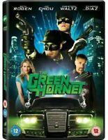 THE GREEN HORNET SETH ROGEN JAY CHOU CHRISTOPH WALTZ SONY UK R2 DVD