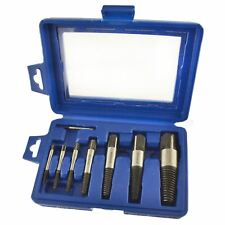 Stud Bolt Screw Extractor Remover Set For Rusted Rounded Seized Bolts Metric 8pc