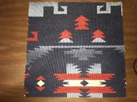 "12"" Fabric Squares for crafts/quilting LOT OF TWELVE"