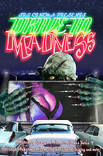 Drive-In Madness (DVD, 2008)