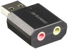 Sabrent USB Adaptateur de son Stéréo Externe pour Windows et Mac