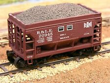 """Hay Brothers TACONITE ORE PELLET LOADS for Walthers HO """"Minnesota"""" Taconite Car"""