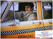 TAXI DRIVER 8 Photos Cinéma / Lobby Cards Stills ROBERT DE NIRO KEITEL FOSTER