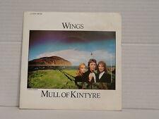 WINGS Mull of kintyre 60154