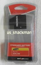 Verizon Cell Phone Battery Samsung U740 Standard BATT