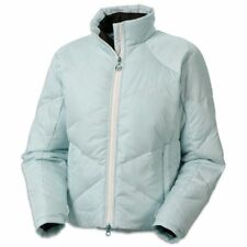 Columbia Dynasty Dish Down Jacket Womens Ski Hike Packable Coat Blue L
