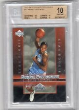 Carmelo Anthony 2003-04 Upper Deck Rookie Exclusives RC BGS 10 Pristine