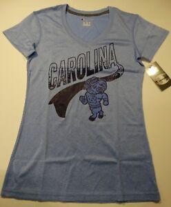 NCAA University North Carolina Tar Heels Women's Champion V-Neck T-Shirt XS NWT