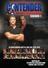 The Contender Season 1 (5Disc DVD Set) MMA Boxing Fighting [Region 4] NEW/SEALED