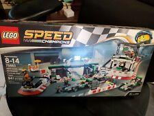 LEGO Speed Champions Mercedes AMG Patronas Formula One Team 75883