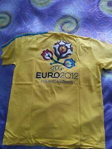 Ukraine Trikot Shirt XXL Fanshirt EURO 2012