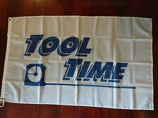 Home Improvement Tool Time Banner Flag, Rare!!! Free shipping within the US!!!